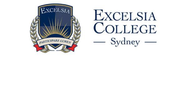 Excelsia College - SG logo
