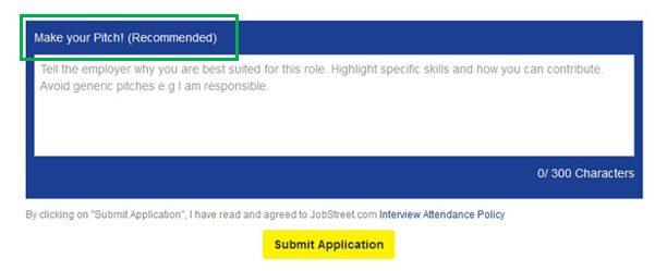 JobStreet Personal Pitch - Successful Graduate