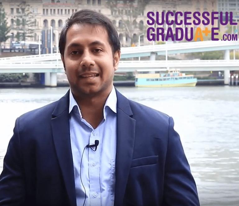Muheeb Successful Graduate Testimonial